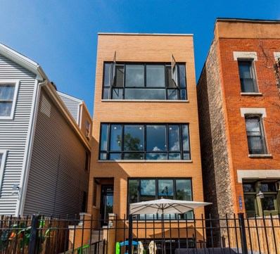 1324 W Ohio Street UNIT 2, Chicago, IL 60642 - MLS#: 10063944
