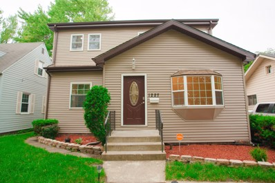 1227 Sunnyside Avenue, Chicago Heights, IL 60411 - MLS#: 10064076