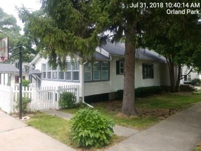 14350 Brook Avenue, Orland Park, IL 60462 - #: 10064166