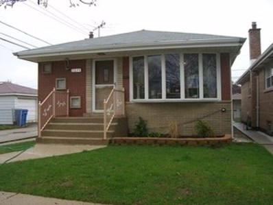 5844 S Monitor Avenue, Chicago, IL 60638 - MLS#: 10064345