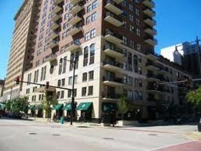 41 E 8TH Street UNIT P-65, Chicago, IL 60605 - MLS#: 10064469