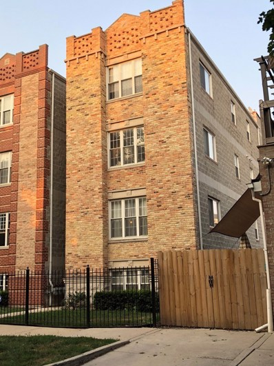 749 S CLAREMONT Avenue UNIT 4, Chicago, IL 60612 - MLS#: 10064470