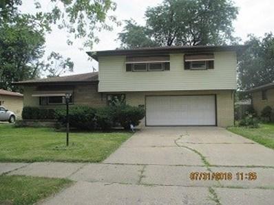 17625 Bernadine Street, Lansing, IL 60438 - #: 10064476