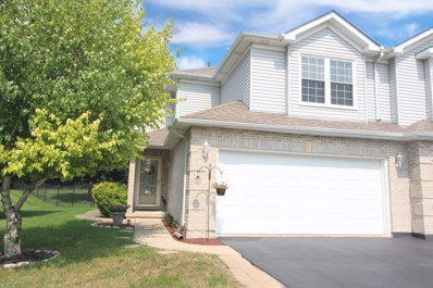 911 Fawn Ridge Court UNIT A, Yorkville, IL 60560 - MLS#: 10064558
