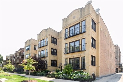 1475 W Winona Street UNIT 2W, Chicago, IL 60640 - #: 10064812