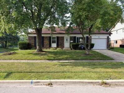 801 Stowell Avenue, Streamwood, IL 60107 - MLS#: 10064852