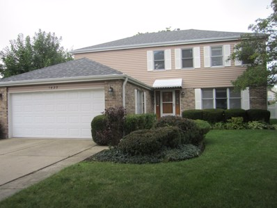 1420 Heather Lane, Des Plaines, IL 60016 - MLS#: 10064922