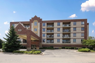 175 W Brush Hill Road UNIT 406, Elmhurst, IL 60126 - MLS#: 10065136