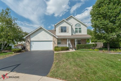 16736 Karen Springs Drive, Lockport, IL 60441 - MLS#: 10065299