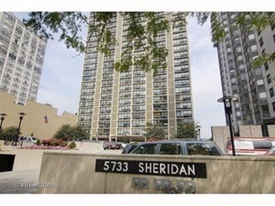 5733 N SHERIDAN Road UNIT 16B, Chicago, IL 60660 - #: 10065321