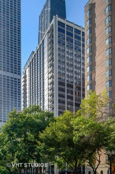 222 E Pearson Street UNIT 1606, Chicago, IL 60611 - MLS#: 10065330