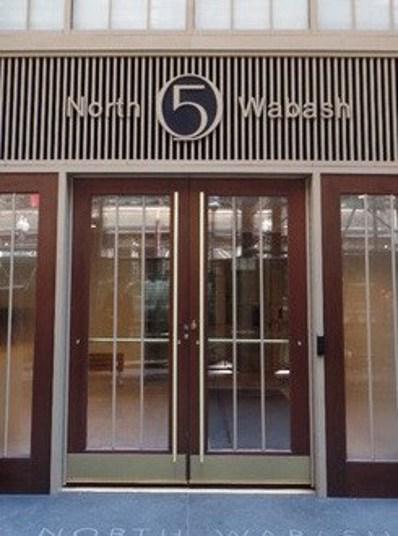 5 N Wabash Avenue UNIT 1205, Chicago, IL 60602 - #: 10065529