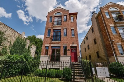 119 N Mozart Street UNIT 1, Chicago, IL 60612 - MLS#: 10065582