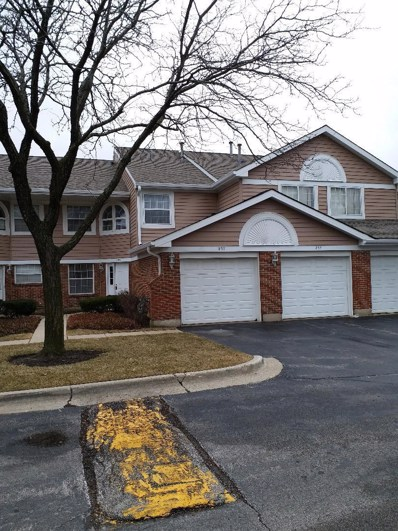 855 W Happfield Drive UNIT 0, Arlington Heights, IL 60004 - #: 10065629