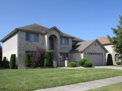 3843 Marilyn Drive, Richton Park, IL 60471 - MLS#: 10065680