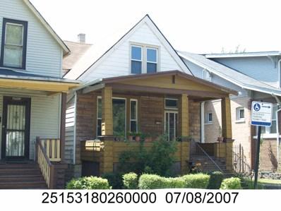 10910 S Edbrooke Avenue, Chicago, IL 60628 - MLS#: 10065695