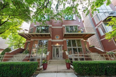 848 N Marshfield Avenue UNIT 1, Chicago, IL 60622 - MLS#: 10065706
