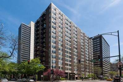 3033 N Sheridan Road UNIT 1005, Chicago, IL 60657 - #: 10065819