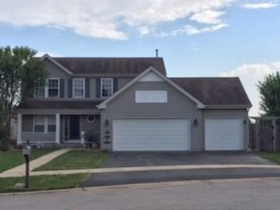 434 Blue Ridge Court, Oswego, IL 60543 - #: 10065902