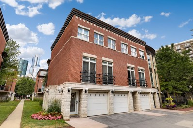 1512 S Prairie Avenue UNIT K, Chicago, IL 60605 - #: 10066006