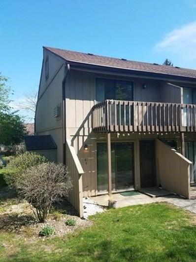 61 Aspen Colony UNIT 9, Fox Lake, IL 60020 - MLS#: 10066058