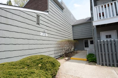 2075 Creekside Drive UNIT 2-2, Wheaton, IL 60187 - #: 10066140