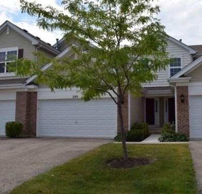 289 Wildmeadow Lane, Woodstock, IL 60098 - #: 10066193