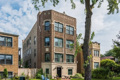 1323 Seward Street UNIT 3, Evanston, IL 60202 - MLS#: 10066330