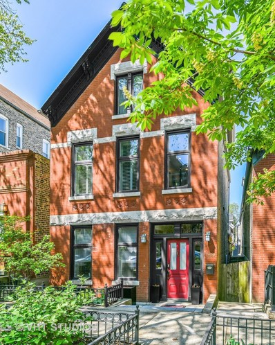 1930 N Honore Street, Chicago, IL 60622 - #: 10066516