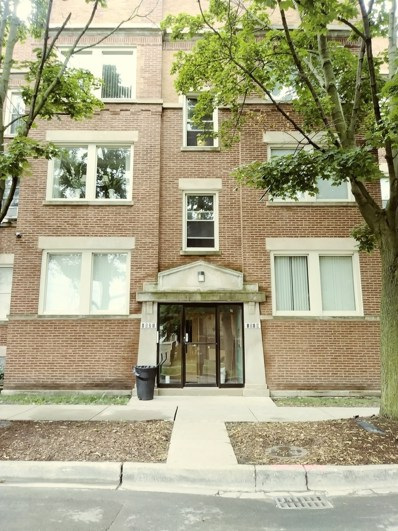 1519 E 68th Street UNIT 1, Chicago, IL 60637 - MLS#: 10066558