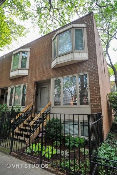 1836 N Dayton Street, Chicago, IL 60614 - MLS#: 10066563