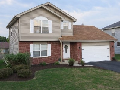 1302 Partridge Drive, Plainfield, IL 60586 - MLS#: 10066626