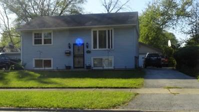 100 N Pine Lane, Glenwood, IL 60425 - MLS#: 10067052