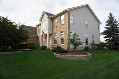 1439 Saddleridge Place, Bartlett, IL 60103 - #: 10067091