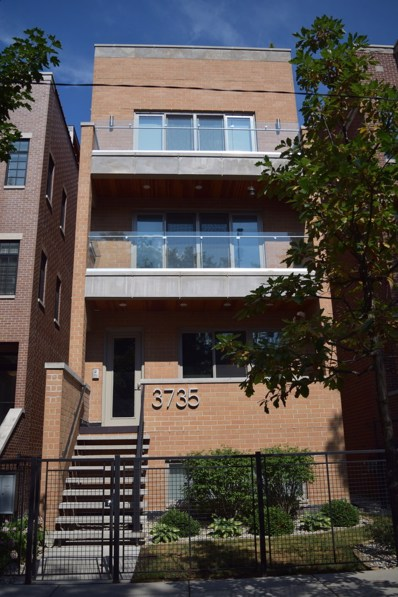 3735 N Clifton Avenue UNIT 3, Chicago, IL 60613 - #: 10067247