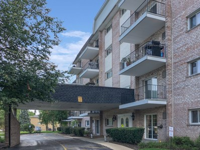 1000 S Lorraine Road UNIT 406, Wheaton, IL 60189 - MLS#: 10067325