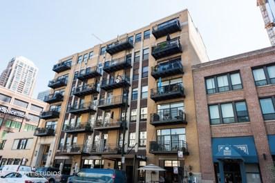 1307 S Wabash Avenue UNIT 606, Chicago, IL 60605 - MLS#: 10067361