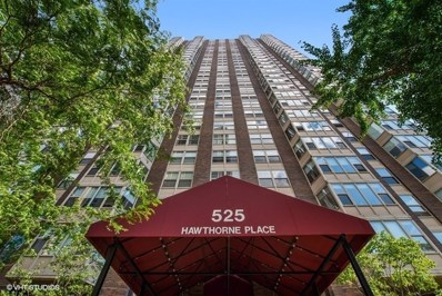 525 W Hawthorne Place UNIT 2902, Chicago, IL 60657 - #: 10067382