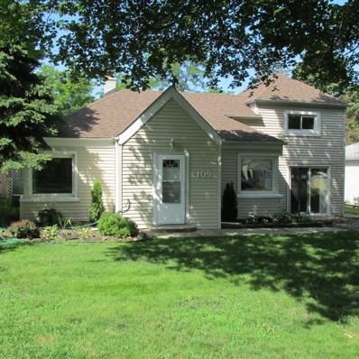 109 N Oakwood Avenue, Willow Springs, IL 60480 - MLS#: 10067482