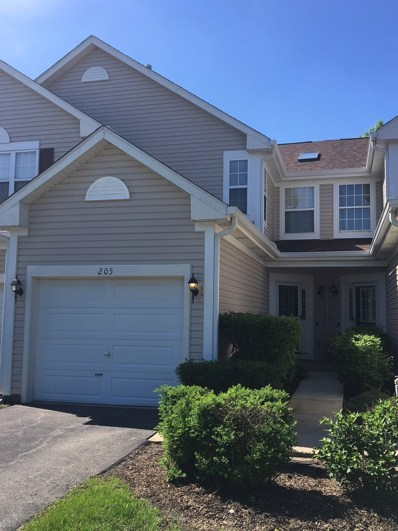 205 Northlight Passe, Lake In The Hills, IL 60156 - MLS#: 10067676