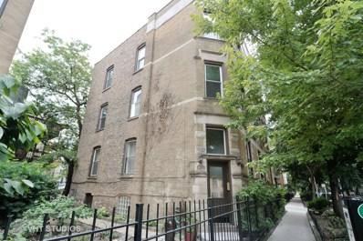 807 W NEWPORT Avenue UNIT 3, Chicago, IL 60657 - MLS#: 10067684