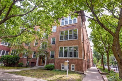 1359 W Elmdale Avenue UNIT G, Chicago, IL 60660 - #: 10067807