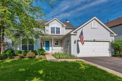 186 Wedgeport Circle, Romeoville, IL 60446 - MLS#: 10068053
