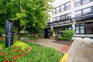 1111 W 14th Place UNIT 128, Chicago, IL 60608 - MLS#: 10068083
