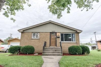 1605 Richmond Circle, Joliet, IL 60435 - MLS#: 10068140
