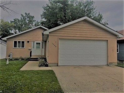 1709 Circle Court, Waukegan, IL 60085 - MLS#: 10068158