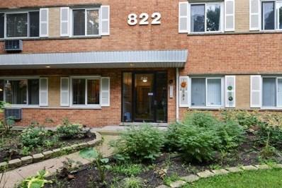 822 Seward Street UNIT 1A, Evanston, IL 60202 - #: 10068171