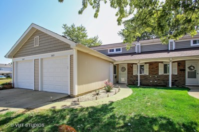 2021 Raleigh Place, Hoffman Estates, IL 60169 - MLS#: 10068336