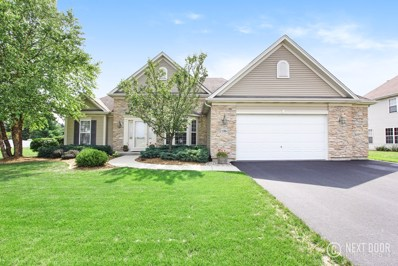 106 Willowwood Drive NORTH, Oswego, IL 60543 - MLS#: 10068357