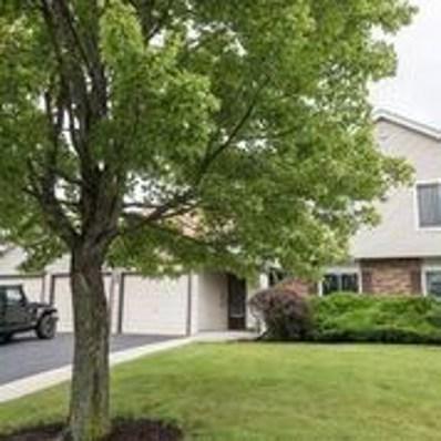 7040 Dover Court UNIT 204, Woodridge, IL 60517 - MLS#: 10068391